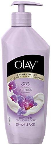Olay - Olay 24 Hour Moisture Body Lotion - Luscious Orchid - 11.8 oz