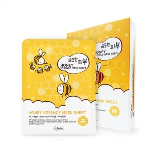 Esfolio - Honey Sheet Mask