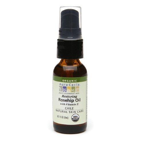 Aura Cacia - Aura Cacia Organic Skin Care Oil, Restoring Rosehip1 fl oz