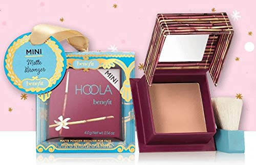 Benefit - Benefit Cosmetics Choose Your Own Tree Ornament! Your Choice of Gogotint Cheek Stain, Dandelion Face Powder, Hoola Bronzer or POREfessional! Make Your Tree Extra Merry This Season! (Hoola Bronzer)