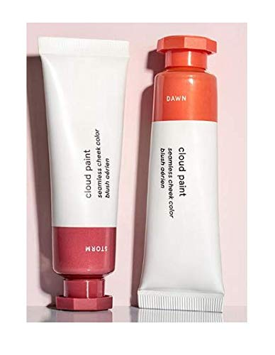 Glossier Cloud Paint Duo - Glossier Cloud Paint Duo Storm and Dawn 0.33 fl oz Pack of 2