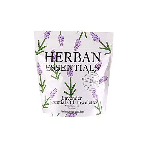 Herban Essentials - Herban Essentials Mini Towelettes (Lavender)