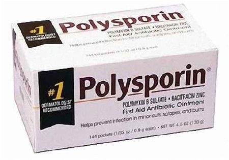 Johnson & Johnson - Polysporin First Aid Antibiotic