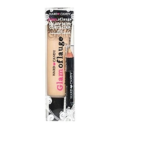 Hard Candy - Hard Candy Glamoflauge HEAVY DUTY CONCEALER with pencil (Medium 313)