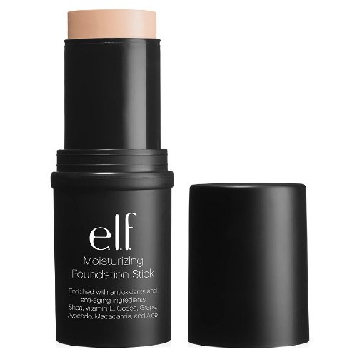 E.l.f Cosmetics - e.l.f. Moisturizing Foundation Stick 83182 Natural (Packaging May Vary)