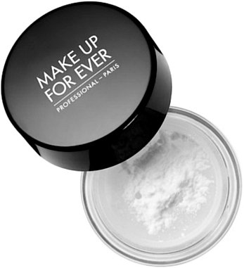 Bite - Makeup Forever Ultra HD Microfinishing Loose Powder Travel Size (01)