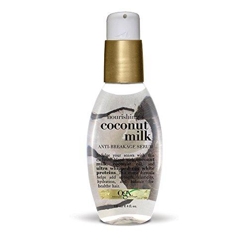 Ogx - Ogx Coconut Milk Serum Anti-Breakage 4 Ounce (118ml)