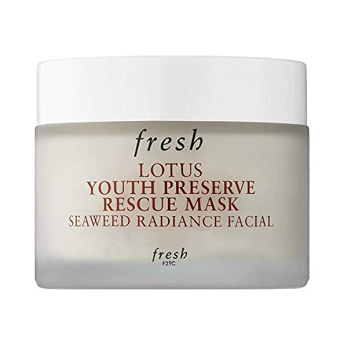 Fresh - Fresh Lotus Youth Preserve Rescue Mask Seaweed Radiance Facial Travel Size
