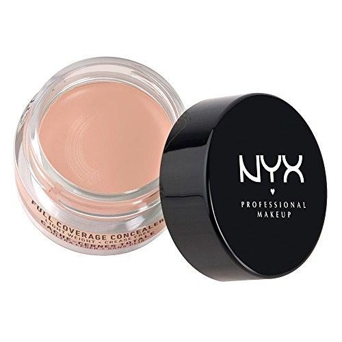 NYX - NYX Professional Makeup Concealer Jar, Orange, 0.25 Oz.