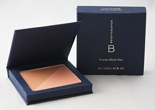 Beauty Counter - Powder Blush Duo, Bloom & Tulip