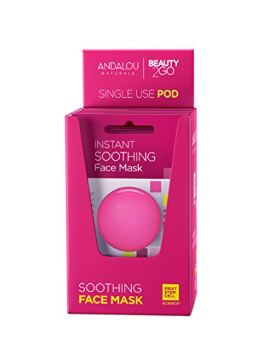 Andalou Naturals - Instant Soothing 1000 Roses Rosewater Face Mask