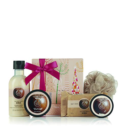 The Body Shop - The Body Shop Shea Festive Picks Small Gift Set