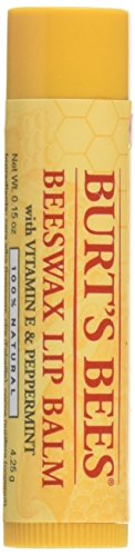 Burts Bees - Lip Balm with Vitamin E & Peppermint