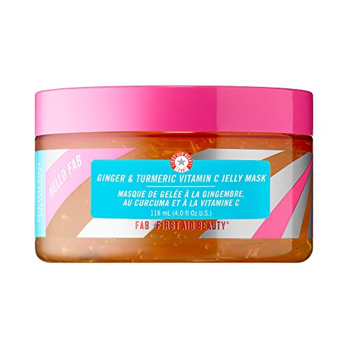First Aid Beauty - Ginger and Turmeric Vitamin C Jelly Mask