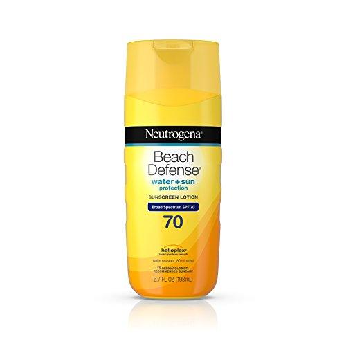 Neutrogena - Beach Defense Sunscreen Body Lotion Broad Spectrum Spf 70