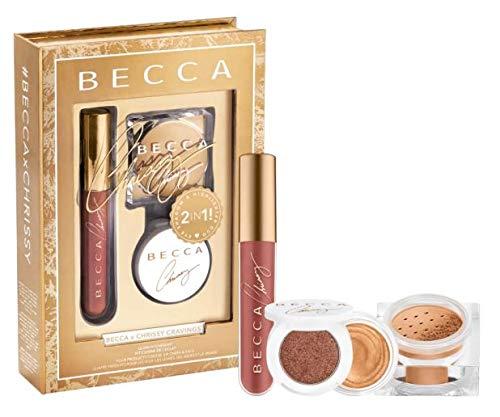Becca - Becca x Chrissy Teigen Cravings Glow Recipe Face Makeup Kit