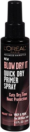 L'Oreal Paris - Blow Dry It Quick Dry Primer Spray