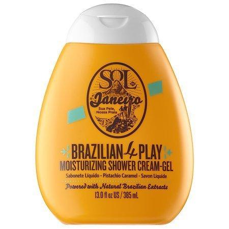 Sol De Janeiro - SOL DE JANEIRO Brazilian 4 Play Moisturizing Shower Cream-Gel 3oz