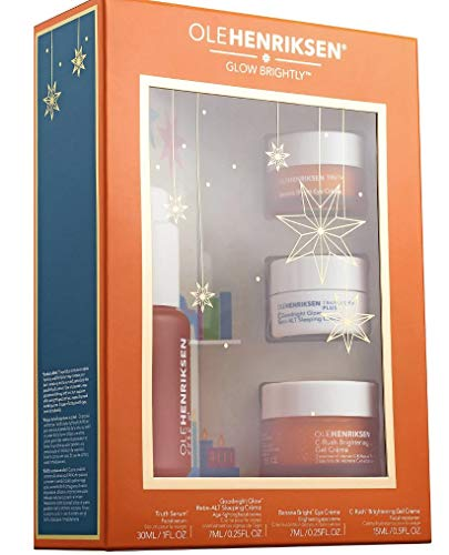 Ole Henriksen - Ole Henriksen C YOUR OLE GLOW Set TRUTH SERUM + BANANA BRIGHT Eye Creme + C-RUSH