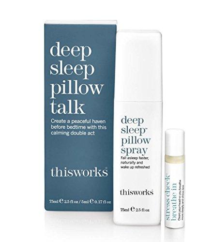 This Works - Deep Sleep Pillow Talk Set