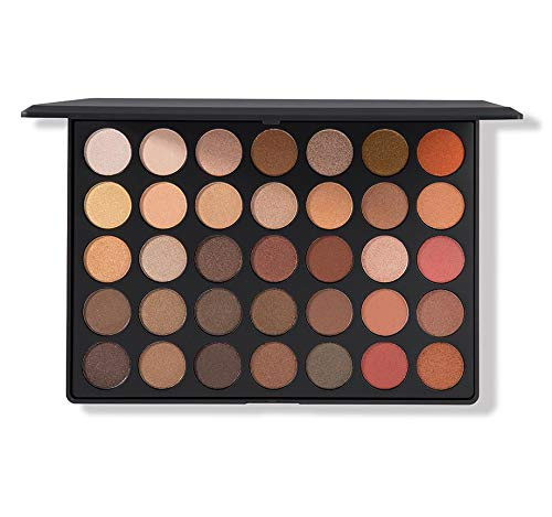 Morphe - Authentic Morphe 35OS nature glow shimmer palette