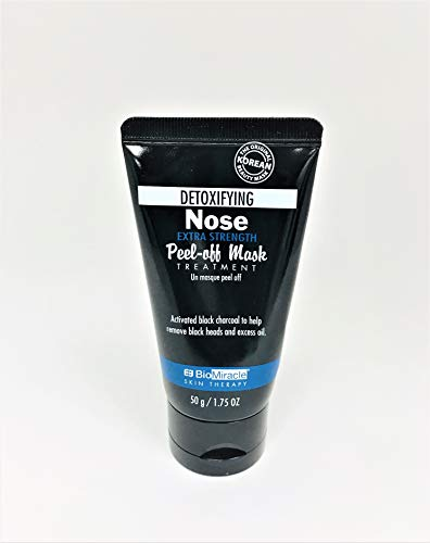 BioMiracle Beauty - Extra Strength Nose Peel-Off Mask