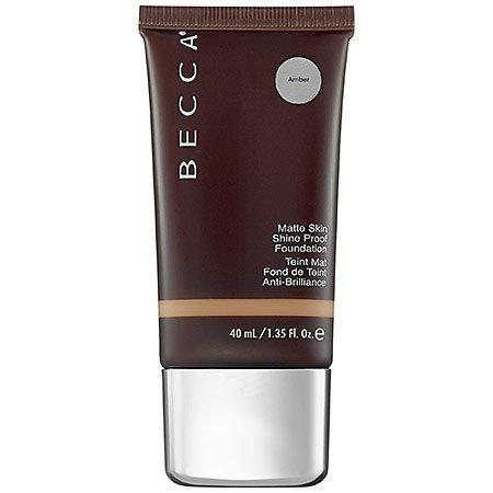 Becca Cosmetics - BECCA Ever-Matte Shine Proof Foundation - Amber