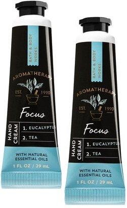 Bath & Body Works - Aromatherapy Focus Eucalyptus Tea Hand Cream