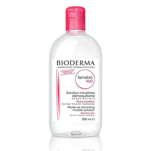 Bioderma - Sensibio H2O Micellar Water, Cleansing and Make-Up Removing Solution