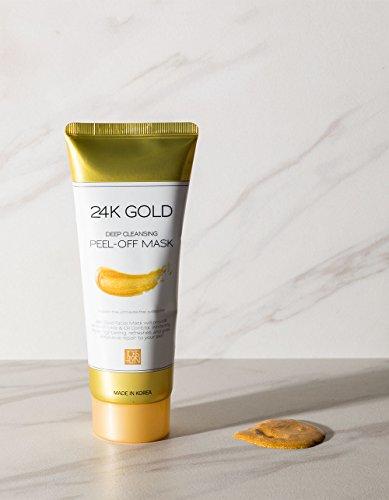 Joss+Lyn - 24k Gold Deep Cleansing Peel-Off Mask