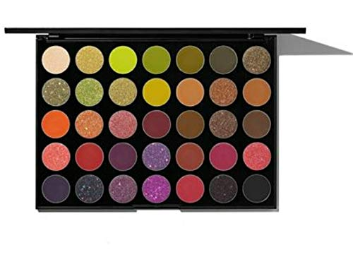Morphe - 35M Boss Mode Eyeshadow Palette