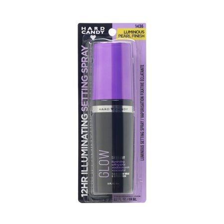 amazon.com - Hard Candy Sheer Envy Illuminating Glow Setting Spray #1436, 2.2 fl oz (Pack of 2)