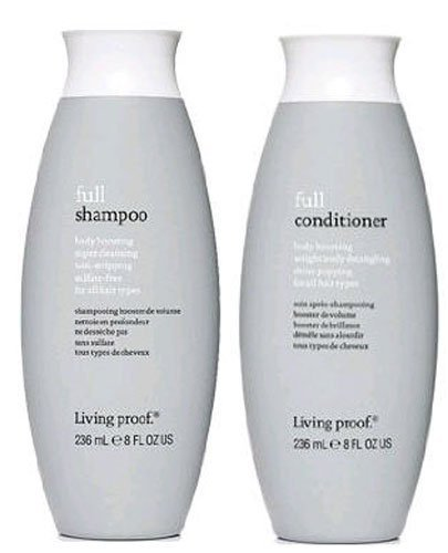Living Proof - Living Proof Full Shampoo and Conditioner Set, 2 Count 8 FL OZ (236 ML)