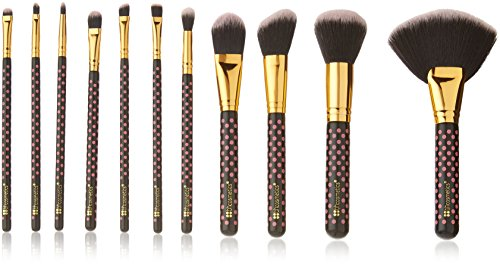 Bhcosmetics - BH Cosmetics Pink-a-Dot Brush Set