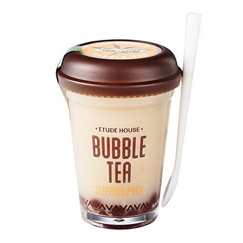 Etude House - Etude House Bubble Sleeping Pack, Black Tea, 100 Gram