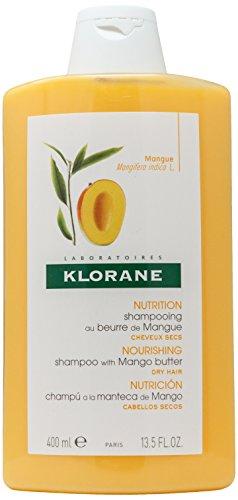 Klorane - Nourishing Shampoo with Mango Butter