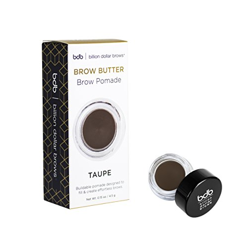 Billion Dollar Brows - Billion Dollar Brows Brow Butter Pomade (Taupe)