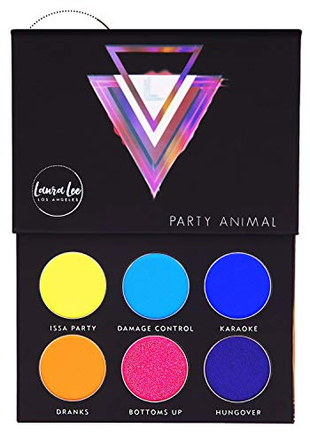 Laura Lee - Los Angeles Party Animal Palette