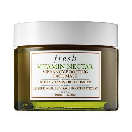 Fresh - Vitamin Nectar Vibrancy-Boosting Face Mask