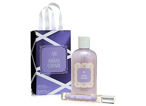 Unknown - ARI by Ariana Grande Perfume & Bubble Bath Gift Set