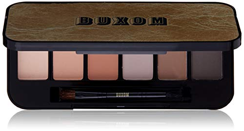 Buxom - Buxom Suede Seduction Eyeshadow Palette, 0.3 Ounce