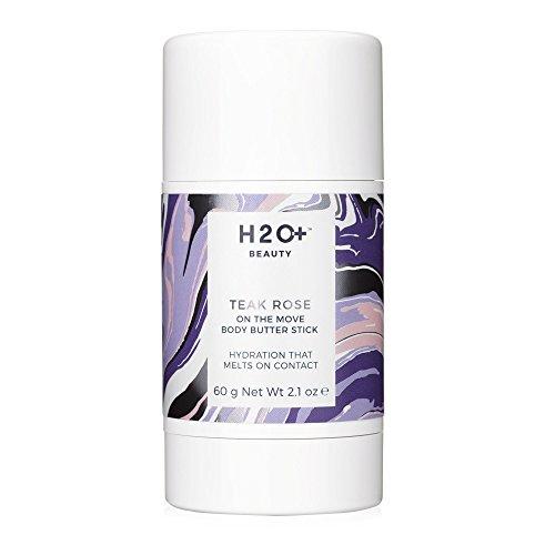 H2O+ Beauty - Body Butter Stick, Teak Rose On the Move