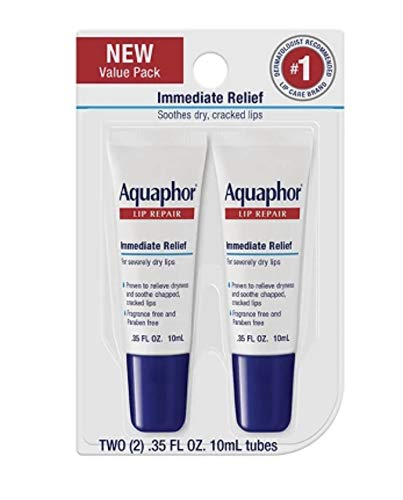 Aquaphor - Aquaphor Lip Repair 0.35 Fl Oz (Pack of 2)