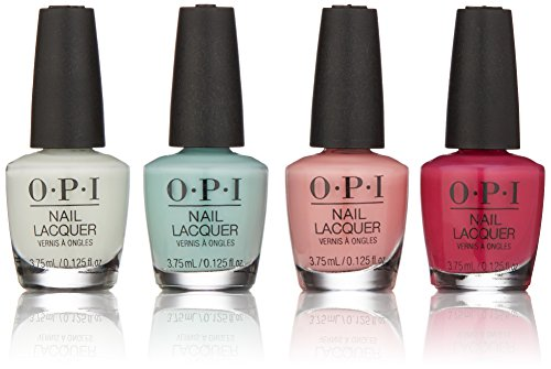 Opi - OPI Grease Collection Minis 4 Piece Pack, Nail Lacquer, 0.25 lb.