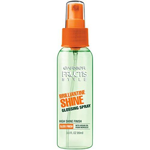 Garnier - Garnier Fructis Style Brilliantine Shine Glossing Spray, All Hair Types, 3 oz. (Packaging May Vary)