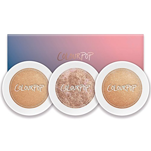 ColourPop Highlighter - ColourPop Highlighter Trio - (Cannoli)
