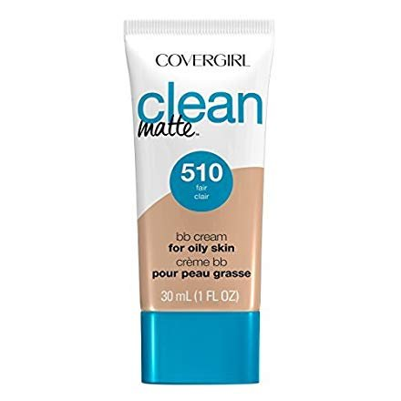 Covergirl - CoverGirl Clean Matte BB Cream, For Fair Skin, 0.062 Pound by COVERGIRL