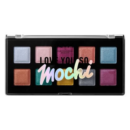 Eyeshadow Palette - Electric Pastels - Love You So Mochi - Eyeshadow Palette - Electric Pastels