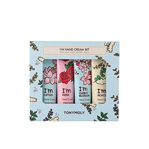 Tonymoly - Set Of 4 I'm Hand Cream