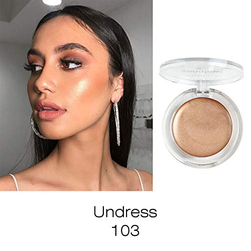 Lowpricenice - Lowpricenice DaySeventh PHOERA Highlighter Make Up Shimmer Cream Face Highlight Eyeshadow Glow Bronzer